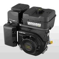 Двигатель Briggs&Stratton Vanguard 7.5 л.с. c горизонтальным коленвалом