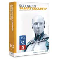 ��������� ESET NOD32 Smart Security+Bonus, 3�� 1��� ��� �������. �� 20�����.,NOD32-ESS-1220(BOX)-1-1