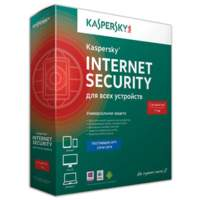 Антивирус KASPERSKY Internet Security лицензия на 2ПК 1год, бокс, KL1941RBBFS