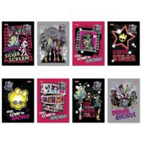 "������� �6, 124*144��, 48�. ""������"", ���.���.����., Monster High, 48�6B1(B147214)"