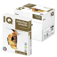 "Бумага IQ SELECTION SMOOTH, А4, 100 г/м2, 500 л., класс ""А+"", Австрия, белизна 169% (CIE)"