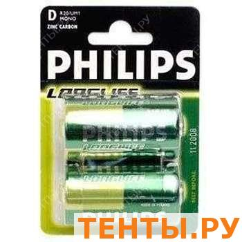 R20 BL-2 (24шт) Philips long life