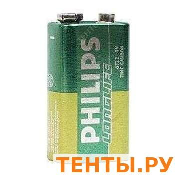 6F22 BL-1 (12шт) Philips long life