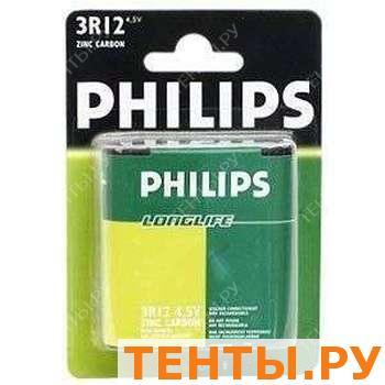 3R12 BL-1 (12шт) Philips long life