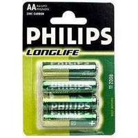 R6-4BL (48шт) Philips long life