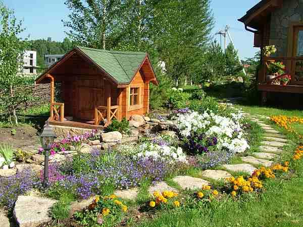 Товаров для дачи и загородного дома