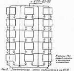 схема подключения на 60В.