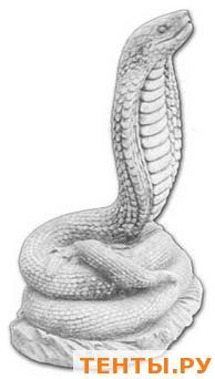 Змея из бетона бетон elkon