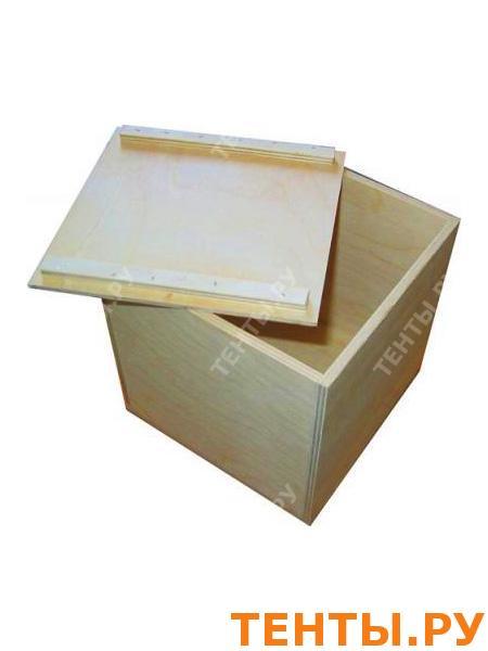 Как сделать ящик из панелей своими руками 46