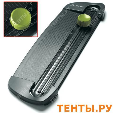 Резак роликовый KW-trio мощность 10 листов формат А4 металлическая база 13016